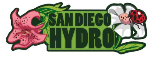 SD Hydroponics Logo