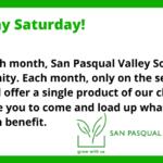 SPVS Free Product Give Away Saturday!
