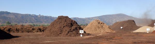 San Pasqual Valley Soils Compost Yard