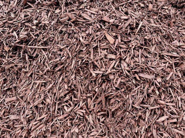 SPVS Brown Mulch