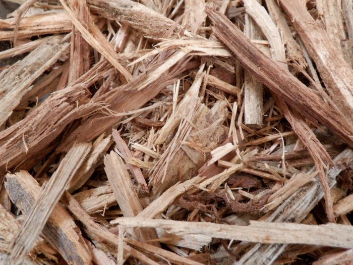 SPVS Hardwood Mulch