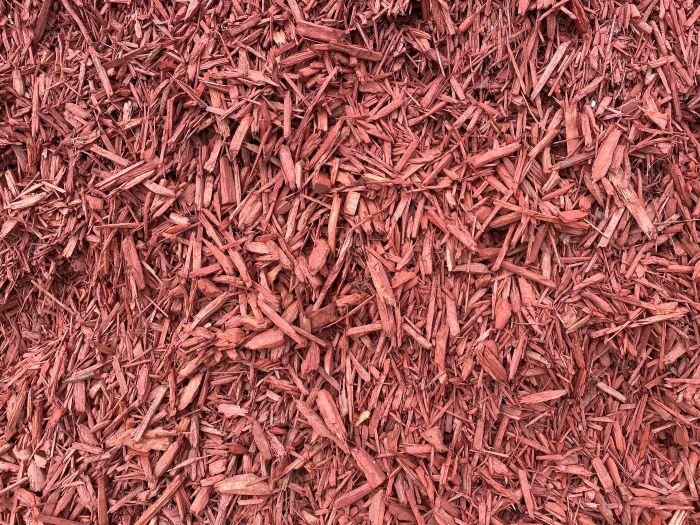 SPVS Red Mulch