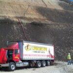 SPVS Compost Blanket for Stormwater Management