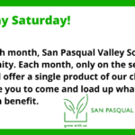 SPVS Free Product Give Away Saturday!