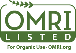 OMRI-listed Logo
