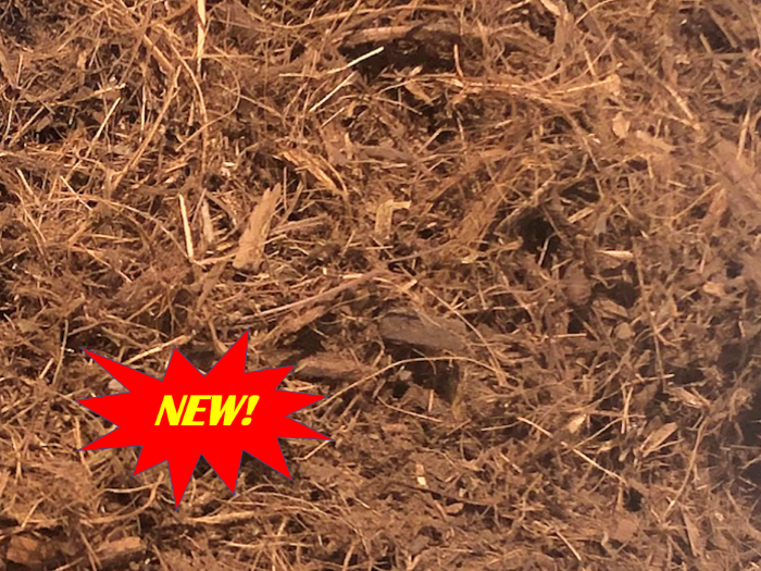 SPVS NEW Monkey Hair Mulch