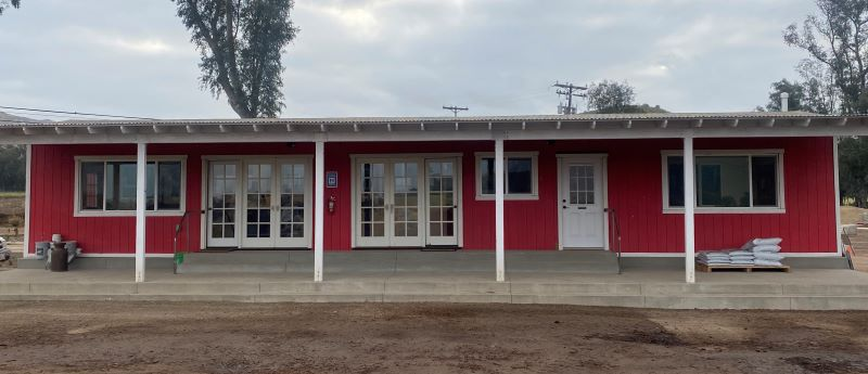 New Building   SPVS