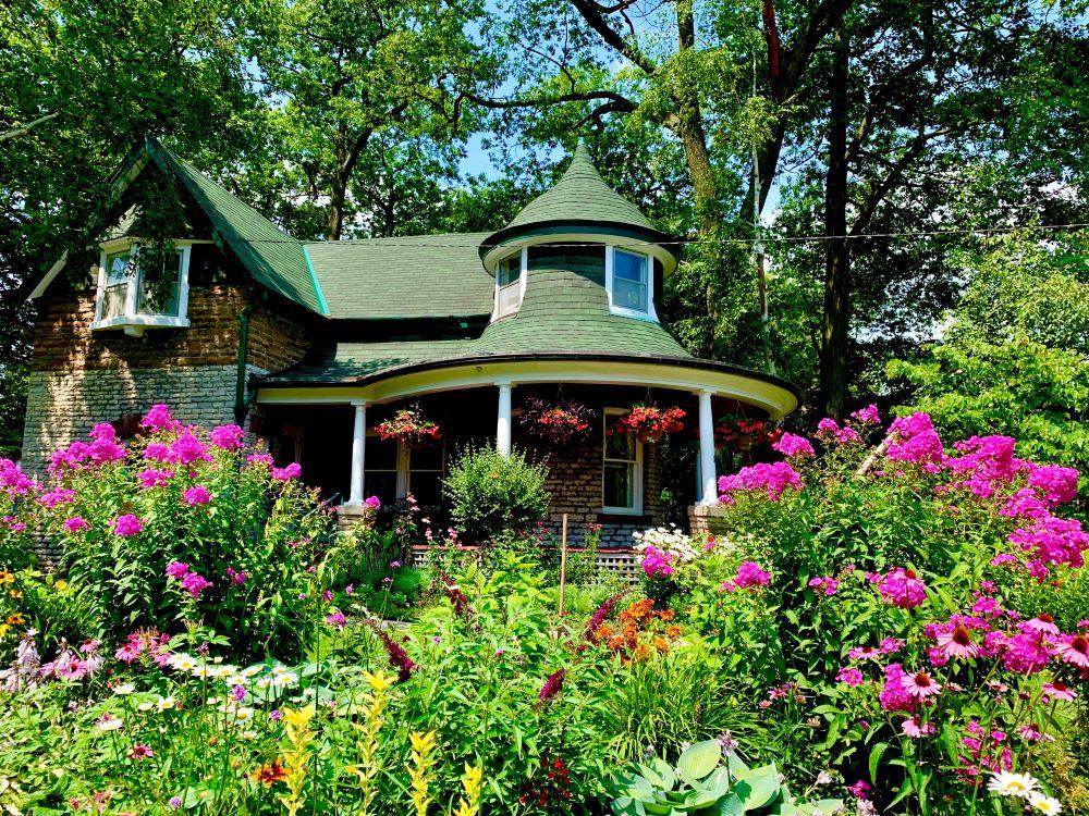 Beautiful Garden | SPVS