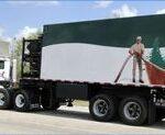 Blower Truck Installation   SPVS