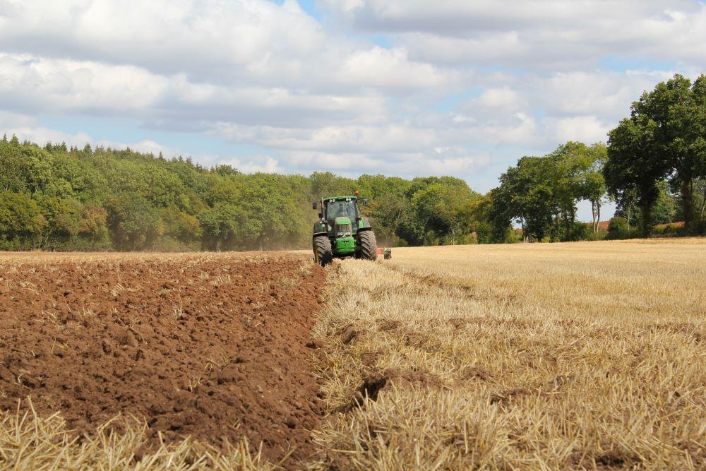 Building Soil Health Through Climate-Smart Farming